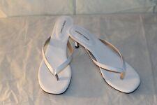 Widefeet Comfort White Sandal