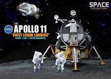 Diorama Apollo 11 Premier Atterrissage sur la Lune Dragon 1/72