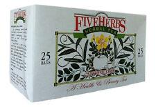 *--Link Natural Five Herbs Ayurveda Herbal Tea 25 Bags Health & beauty Tea--*