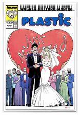 PLASTIC #1 - Cover C - Andrew Robinson April Fools Variant - NM - Image Comics!