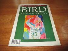 1993 LARRY BIRD TICKET Retirement NIGHT (Boston Garden) PROGRAM - CELTICS