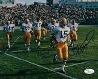 PACKERS Paul Hornung Boyd Dowler TMoore signed 8x10 photo JSA COA AUTO Autograph
