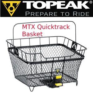 Topeak TB2005 MTX Rear Basket Bike Bicycle Basket