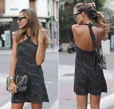 Zara Nylon Mini Dresses for Women