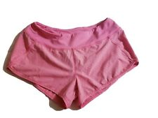 Women's Under Armour Running Workout Shorts Pink