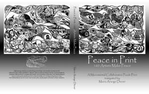 Peace Puzzle 2014 Tale of the Collaboration Among 160 International Printmakers