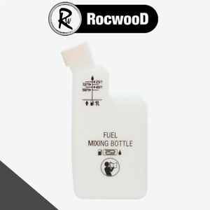 Fuel Petrol Mixing Bottle 2 Stroke Oil For Strimmer Chainsaw 25:1 40:1 50:1