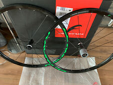 Fulcrum Racing 7 Disc Brake Wheelset HG11 2018 - Black/green