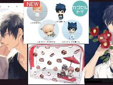 TEN 10 COUNT Chicotto 4 Figures & Pouch Set Boys Love RIHITO manga yaoi Japan