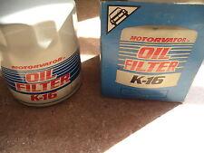K16 OIL FILTER DODGE ALFA CHEVY JEEP CHRY DODGE FORD GEO JAGUAR VW LEXUS PH3614