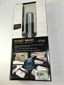 NEW Vupoint Magic Wand Portable Scanner ST410A