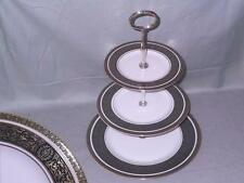 Royal Doulton Vanborough 3-Tier China Hostess Cake Plate Stand H4992