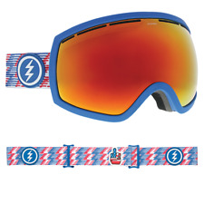 Electric, Goggle, EG2  Frame: Patriot, Lens: bronse red chrome