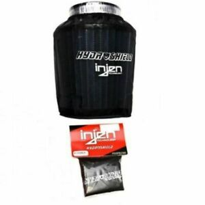 Injen Air Intake Filter HydroShield Pre-Filter Cover -1033BLK