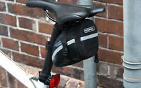 ROSWHEEL Waterproof Bike Saddle Bag Bicycle Cycling Tail Rear Pouch Seat Storage