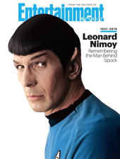 Entertainment Weekly: Remembering Leonard Nemoy