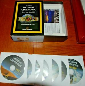 The Complete National Geographic, 1888-2008. DVD-ROMS