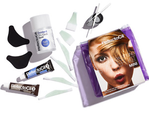 Refectocil Augenbrauenfarbe Wimpernfarbe Lash & Brow Styling Mini Starter Kit