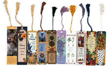 Bookmarks - Pack of 10 - Flowers1