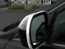 Side Mirror Chrome Molding Trim All Models MIT002