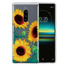 For Sony Xperia 1 6.5 inch Slim TPU Clear Silicone Gel Skin Back Case Cover