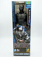 Marvel Hasbro Black Panther Titan Hero Series Avengers 12-Inch Action Figure