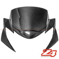 2011-2016 GSR 750 Upper Front Nose Headlight Cover Cowling Fairing Carbon Fiber