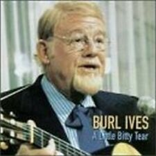 Burl Ives - Little Bitty Tear - CD - Goober Peas / Funny Way of Laughing / more