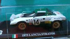 Lancia Stratos munari rallye Monte-Carlo 1975 1/43
