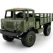 1:16 off-road 4WD RC Military Truck 4-Wheel Universal Vehicle Toy Model + Remote