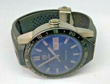 Da Uomo Tag Heuer collegato MODULARE 46 Smartwatch SAR8A80 con scatola + documenti