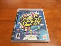 Katamari Forever (Sony PlayStation 3, 2009) PS3 CIB Complete TESTED
