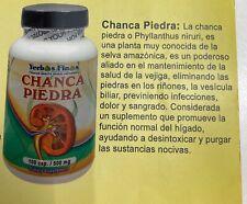 Chanca Piedra Dietary Supplement (90 Capsules)