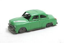 IXL Post-War Recycled Tinplate Vauxhall Velox Saloon 1952 (Green)