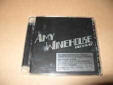 Amy Winehouse - Back to Black (Parental Advisory, 2007) 2 cds are Ex Scuff Case