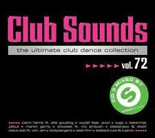Club Sounds Vol.72 von Various Artists (2015)