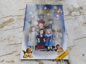 WINTER 2004 GILDEBRIEF doll magazine *ENGLISH VERSION*