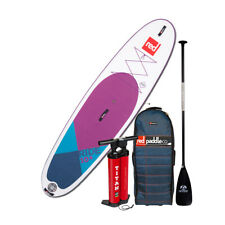 2020 Ride 10'6 LE Red Paddle Inflatable SUP Board -Free $199 Carbon Paddle