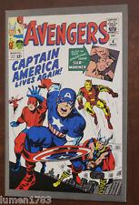 MARVEL COMICS AVENGERS #4 ( 1963 FIRST SERIES ) 1993 JC PENNY REPRINT NM/M