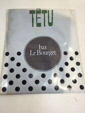 Bas Sans Couture LE BOURGET TÊTU nuance Presque Noir Taille 2  /nos/sexy/vintage