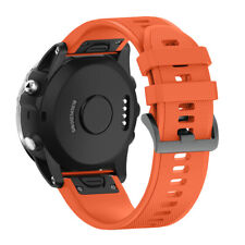 Quick Release Silicone Band Strap Bracelet for Garmin Fenix 5X/5X Plus Watch US