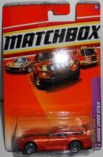 Matchbox 2010 Sports Car Series DODGE VIPER GTS-R (Copper)