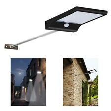 Lumière Solaire Lampe de Extérieure 48LED Lumières de détecteur étanche réglable