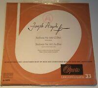 Haydn Nr. 100 Sinfonie Nr. 103 Paumgartner Opera Stereo ST 1979