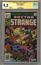 Doctor Strange 22 (CGC Signature Series 9.2) Frank Brunner; Newsstand (j#6140)