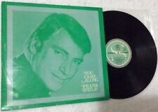 Frank Ifield You Came Along (LP) World Record Club (S-4704) Rare Oz 1970 VG+