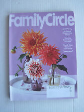 Family Circle - 15 Quick Organizing Ideas, Farmstand Dinners,more-September 2008