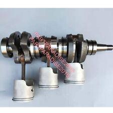 Yamaha Outboard Motor 60HP 2T crankshaft pistons with rings Enduro E60HMHD 69D