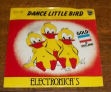 ELECTRONICA CHICKEN DANCE LITTLE BIRD OCTOBERFEST TIN SOLDIER 45 RECORD AUSTRIA
