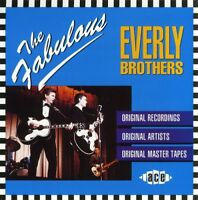 The Everly Brothers, Everly Brothers - Fabulous [New CD] UK - Import